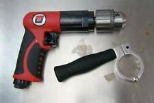 Universal Tool 12 Air Drill 800 Rpm 35 Cfm Reversible 90 Psi Ut8840r 1