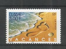 FRANCE 2001 GREETINGS STAMPS SG,3736 U/M LOT 8609A