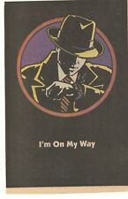 "1990 Dick Tracy ""I'm On My Way"" Movie Advertisement"