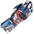 Furygan fit-r2 Union Jack rouge/ blanc/ Bleu UK Sports en cuir Gants moto