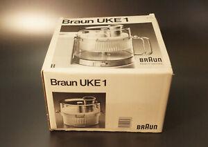 BRAUN MULTIPRACTIC PLUS UKE1 Entsafter Küchenmaschine Säfte Gemüsesaft ...
