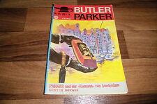 Günter Dönges -- BUTLER PARKER  # 228 -- ..PARKER und der EISMANN von AMSTERDAM