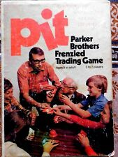 1973 Vintage Pit Frenzied Card Trading Game by Parker Brothers