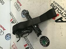AUDI A3 MK2 8P 03-12 3 DOOR FRONT DRIVERS SIDE BLACK SEATBELT 8P3857705B