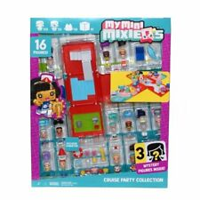 My Mini MixieQ's Cruise Party Collection With 16 Figures Brand New