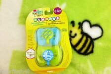 THE FIRST YEARS GUMDROP ORTHODONTIC PACIFIERS 2 PACK 0-6 MONTHS BPA FREE