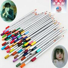 72 Color Set Fine Art Marco Drawing Non-toxic Oil Base Pencils for Artist Sketch