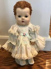1955 American Character Tiny Tears Doll - 13 inch