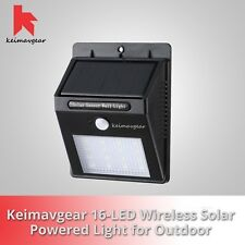 Keimavgear 16 Super Bright LED Motion Sensor Security Lights