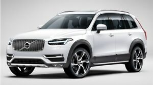 VOLVO NEW, GENUINE, EXTERIOR STYLING PACKAGE 4 RUGGED (XC90) 31439140