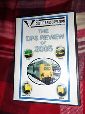 DVD Deltic Preservation Society THE DPS REVIEW OF 2005 Main Line Railway Train