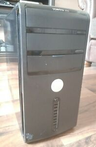 Dell Vostro 200 Intel Core 2  2.13GHz, 4GB Dvd Rw Used 160GB HDD - Linux, Win10