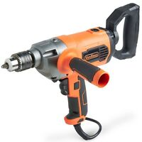 "VonHaus 10 Amp 1/2"" Spade Handle Drill Mud/Paint Mixer with Variable Speed"