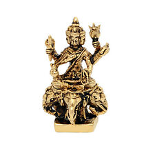 Vietguild's Four-faced Brahma Phra Phrom Bronze Figurine Statue Amulet