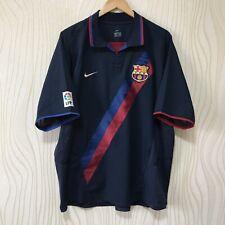 BARCELONA 2003 2004 THIRD FOOTBALL SHIRT SOCCER JERSEY NIKE