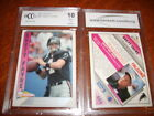Brett Favre GRADED ROOKIE!!! Beckett BCCG Mint 10!! 1991 Pacific #551  10-1!