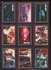 STAR TREK 25th 1991 IMPEL #1-160 COMPLETE BASE SET NEXT GENERATION  #ns16-332