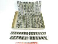 BF530-2# 40x Märklin/Marklin H0/AC 5106 Gleisstück/Schiene gerade ( M-Gleis)