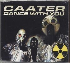 CAATER - Dance with you - CDs  SINGOLO 2000 3 TRACKS SIGILLATO SEALED