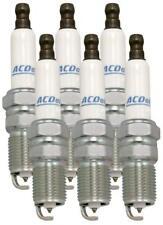 Set Of 6 AcDelco Spark Plug - Iridium 41-110 Chevrolet GMC Isuzu Pontiac 05-16