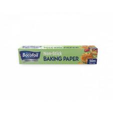 Bacofoil Non-Stick Baking Parchemnt (50m x 45cm) - (5023139212309)