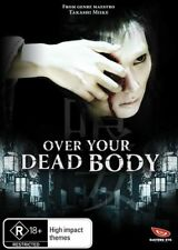 Over Your Dead Body : NEW DVD