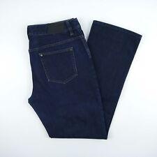 SPORTSCRAFT Dark Straight Stretch Denim Jeans Women's Size 11 W32