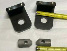 John Deere Quick Attach Weld Bracket 120r 200 300 400 500 Loader Hooks Amp Pins