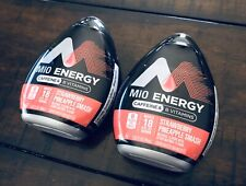 NEW MiO Energy Strawberry Pineapple Smash (2 Bottles Total) 48 Shots/Servings