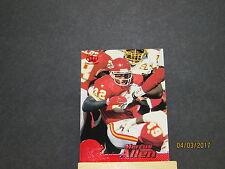 1996 Pacific Red #225 Marcus Allen