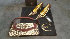 Just Cavalli Heels and Bag Set Eu 39 Uk 6