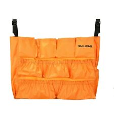 Alpine Industries Round and Square Trash Can Utility Cleaning Caddy Tool Bag