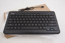 Belkin Keyboard B2B127-BLK(HSE2)NOS Black Android OS Tablet Galaxy TAB Micro USB