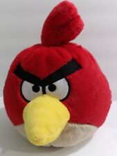 "9"" Angry Birds Plush Stuffed Red Bird Toy Animal"