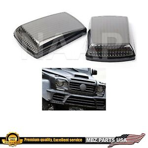 MANSORY G65 G63 G550 G-CLASS W463 G-WAGON LED SIGNAL SMOKE LIGHT LAMP 4X4 G500