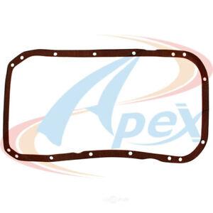Engine Oil Pan Gasket Set Apex Automobile Parts AOP209