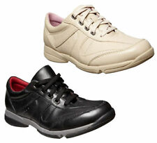 Leather Comfort Athletic Shoes for Women