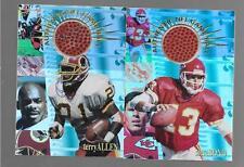 1996 Edge Advantage - TERRY ALLEN - NFL Game Ball Sept 29 1996 REDSKINS vs JETS