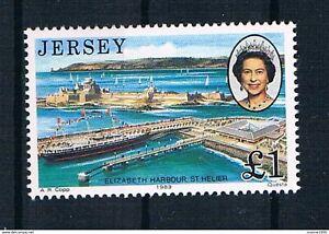 Jersey 1989 Mi. 484 ** postfrisch