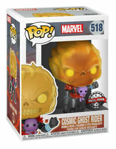 Funko POP! Marvel Cosmic Ghost Rider Vinyl Bobble Head #518