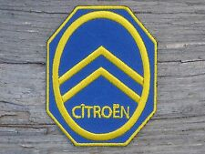 A078 ECUSSON PATCH THERMOCOLLANT aufnaher toppa CITROEN 2cv ds rallye traction