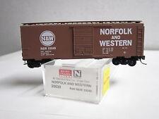 MICRO TRAINS 20039 NORFOLK & WESTERN N&W 40' SINGLE DOOR BOX #53045  N