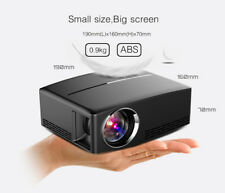 3000Lumens Android WiFi 4K HD 1080P 3D LED Mini Home Theater Projector HDMI VGA-