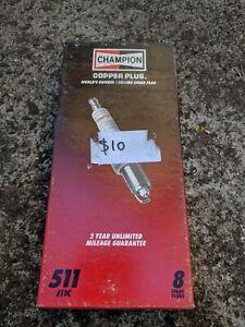 1 X Champion Spark Plug - J11C (511) New old stock Chrysler Dodge Chevrolet