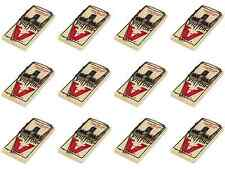 (6 of the 2pk) Victor M150 Snap Spring Wooden Mouse Trap 12 Traps Total *