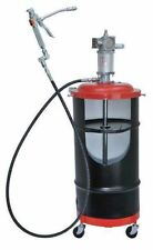 Lincoln 6917 Portable Grease Pump kit Air operated 120 lb 16 gallon Drum 50:1