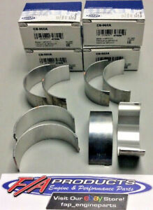 Clevite CB-960A AMC Jeep IHC 4+6+8 Cylinder Engine Connecting Rod Bearing 4 PK
