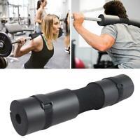 Unterstützung Nacken Schulter Heavy Duty Fitness Gewichtheben Heiß Barbell D1T7
