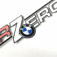 BMW Key Fob Sticker E36 E46 E53 E60 E65 E70 E90 E91 E93 Aluminum KeyFob 11mm