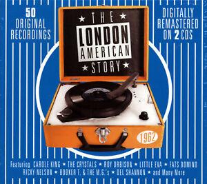 Various - London American Story 1962 (2-CD) - Label R&R